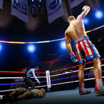 Creed: Rise To Glory - The Arena VR - Riverside CA